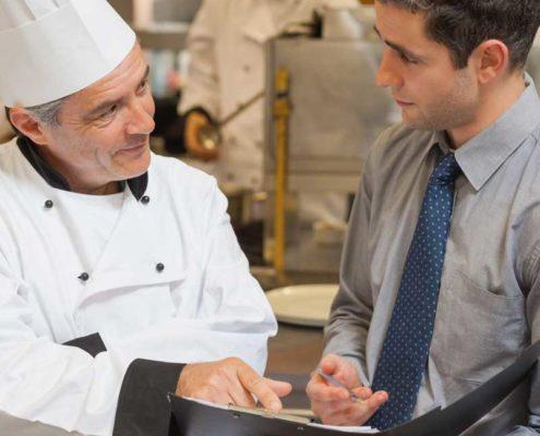 Beratung für Gastro und Hotel
